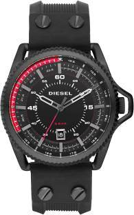 Diesel DZ1760 Analog Black Dial Men's Watch (DZ1760)