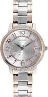 Guess W0929L3 Kismet Silver Analog Dial Women's Watch (W0929L3)
