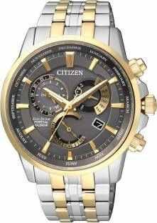 Citizen BL8144-89H Analog Black Dial Men's Watch (BL8144-89H)