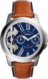 Fossil ME1161 Analog Blue Dial Men's Watch (ME1161)