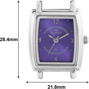 Maxima 38840CMLI Analog Purple Dial Women's Watch (38840CMLI)