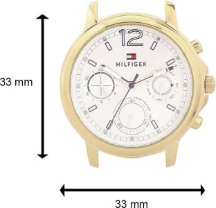 021acac5a999f ... Tommy Hilfiger TH1781742J Claudia Silver Dial Analog Women's Watch  (TH1781742J) ...