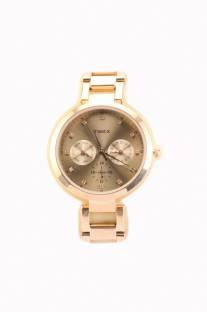 Timex TW000X209 Analog Brown Dial Women's Watch (TW000X209)