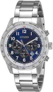 Citizen AN8160-52L Analog Blue Dial Men's Watch