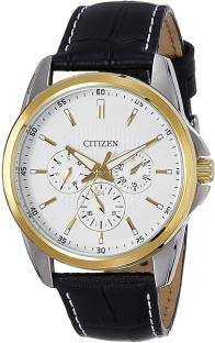 Citizen AG8344-06A Analog White Dial Men's Watch (AG8344-06A)