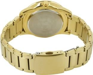 Citizen Eco-Drive AW1262-54P Analog Gold Dial Men's Watch (AW1262-54P)