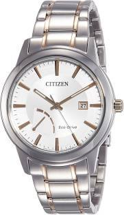 Citizen AW7014-53A Analog White Dial Men's Watch