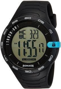 Sonata 77041PP03 Digital Watch (77041PP03)