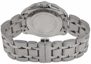 Tissot T035.617.11.031.00 Analogue White Dial Men's Watch (T035.617.11.031.00)