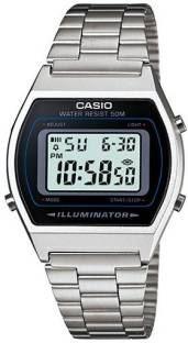 Casio Vintage B640WD-1AVDF (D129) Series Digital Multi Colour Dial Men's Watch