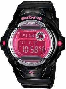 Casio Baby-G BG-169R-1BDR (BX086) Digital Red Dial Women's Watch