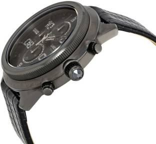 Diesel DZ4437 Analog Black Dial Men's Watch (DZ4437)