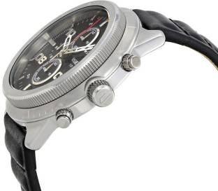 Diesel DZ4439 Analog Padlock Black Dial Men's Watch (DZ4439)