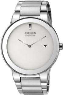 Citizen AU1060-51A Analog White Dial Men's Watch (AU1060-51A)