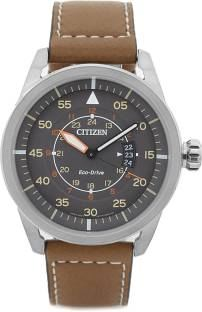 Citizen Eco-Drive AW1360-12H Analog Grey Dial Men's Watch