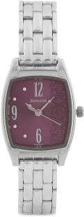 Sonata 87003SM01AC Analog Purple Dial women's Watch