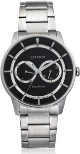 Citizen Eco-Drive BU4000-50E Analog Watch (BU4000-50E)