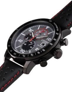 Citizen CA0645-15H Chronograph Black Dial Men's Watch