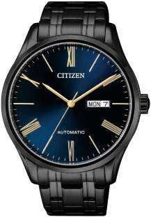 Citizen NH8365-86M Analog Blie Dial Men's Watch (NH8365-86M)