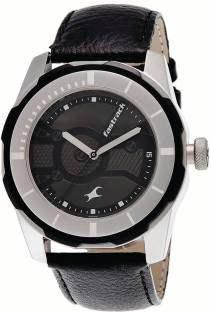Fastrack NJ3099SL02C Black Analogue Men's Watch (NJ3099SL02C)