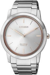 Citizen AW2024-81A Analog White Dial Men's Watch