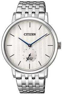 Citizen BE9170-56A Analog White Dial Men's Watch (BE9170-56A)