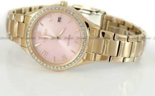 Citizen EO1183-84X Analog Pink Dial Women's Watch (EO1183-84X)