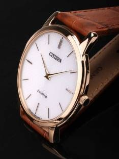 Citizen AR1133-15A Analog White Dial Men's Watch (AR1133-15A)