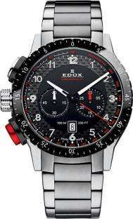 Edox 10305 3NRM NR Analog Watch (10305 3NRM NR)