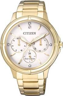 Citizen FD2032-55A Analog Watch