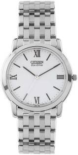 Citizen AR0015-68A Analog White Dial Men's Watch (AR0015-68A)