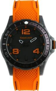 Fastrack 38036PP01J Light Weight Analog Unisex Watch