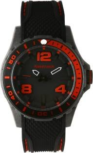 Fastrack 38036PP03J Light Weight Black Analogue Men's Watch