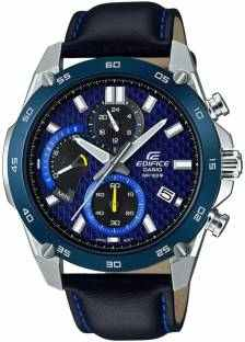 Casio Edifice ED470 (EFR-557BL-2AVUDF) Analog Blue Dial Men's Watch