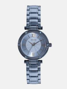 Guess W0767L4 Blue Dial Analog Women's Watch