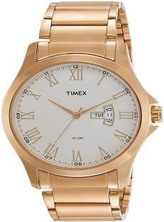 ed04af46425 Timex TW000X110 Analog Silver Dial Men's Watch (TW000X110)