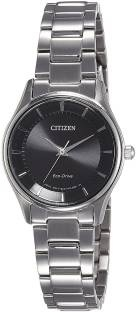 Citizen EM0401-59E Analog Black Dial Women's Watch (EM0401-59E)