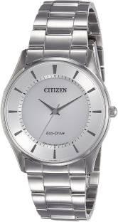 Citizen BJ6481-58A Analog White Dial Unisex Watch (BJ6481-58A)