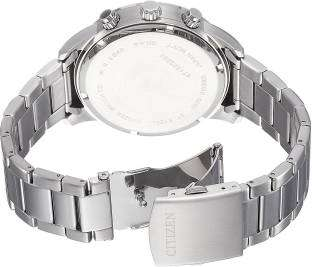 Citizen AN8150-56A Analog White Dial Men's Watch (AN8150-56A)