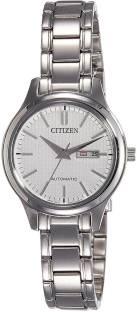 Citizen PD7140-58A Analog White Dial Women's Watch (PD7140-58A)