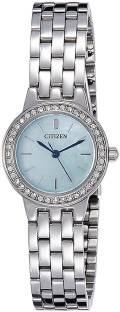 Citizen EJ6100-51N Analog Blue Dial Women's Watch