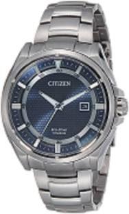 Citizen AW1401-50L Analog Blue Dial Men's Watch (AW1401-50L)