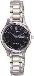 Citizen PD7140-58E Analog Black Dial Women's Watch (PD7140-58E)