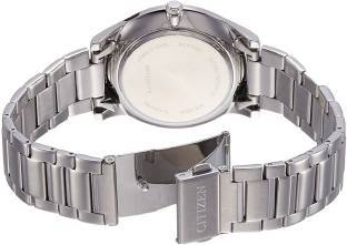 Citizen AG8351-86A Analog White Dial Men's Watch