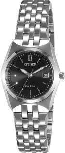 Citizen EW2290-62E Analog Black Dial Women's Watch