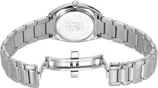 Citizen EM0310-61B Analog White Dial Women's Watch