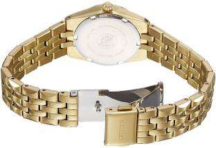 Citizen EW2292-67P Analog Gold Dial Women's Watch