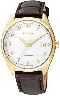 Citizen EO1172-05A Analog White Dial Men's Watch (EO1172-05A)