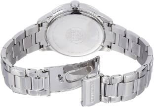 Citizen FD2010-58A Analog White Dial Women's Watch