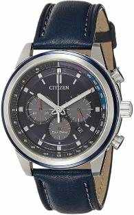 Citizen CA4031-07L Chronograph Blue Dial Men's Watch